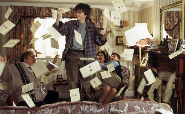 "То чувство, когда подписан на тег ""Гарри Поттер"""