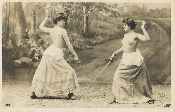 Секс в прошлые века 18 фото