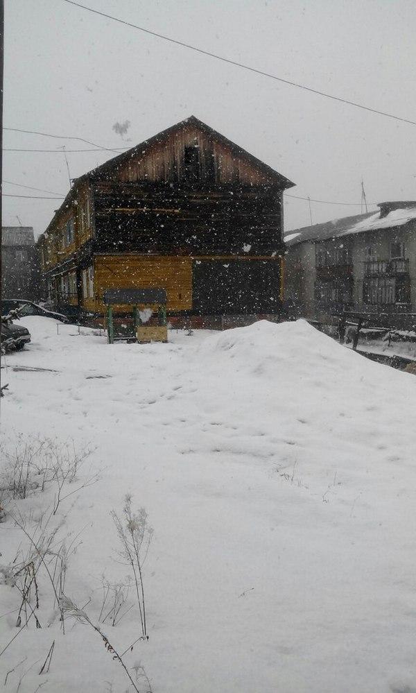 У кого то лес, шашлыки, а у нас зима не хочет уходить(( 1.05, Нерюнгри