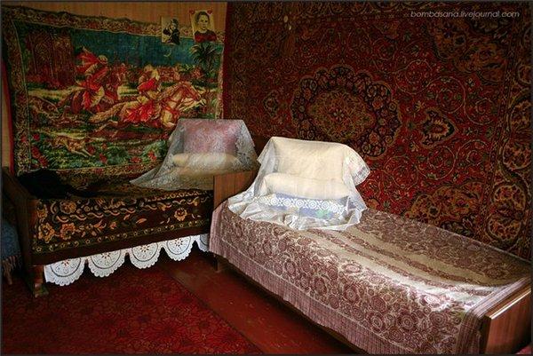 Бабушкина комната.Думаю меня многие поймут.