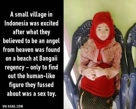 Совсем не Ангел... кукла, заблуждение