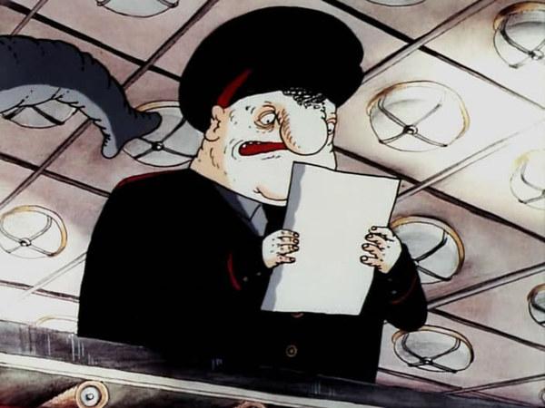 Мультфильм «Следствие ведут Колобки». «Холмс» и «Ватсон» ищут полосатого слона. Колобки, длиннопост, копипаста, мультфильм, видео