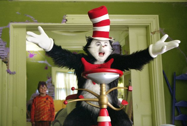 cat in the hat movie - HD2526×1656