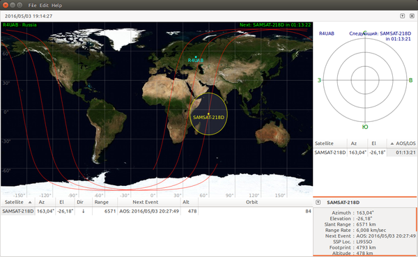 Российский спутник «СамСат-218» не выходит на связь. Нужна помощь сообщества восточный, радиосвязь, SamSat