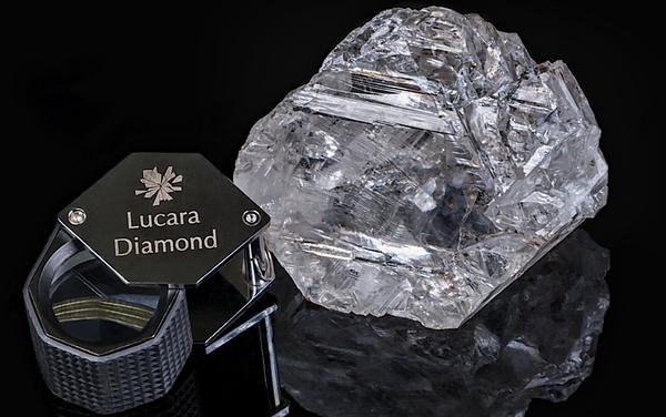 Очень дешево попался бриллиант