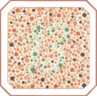 Тест на цветовую слепоту. Тест, Дальтонизм, Длиннопост