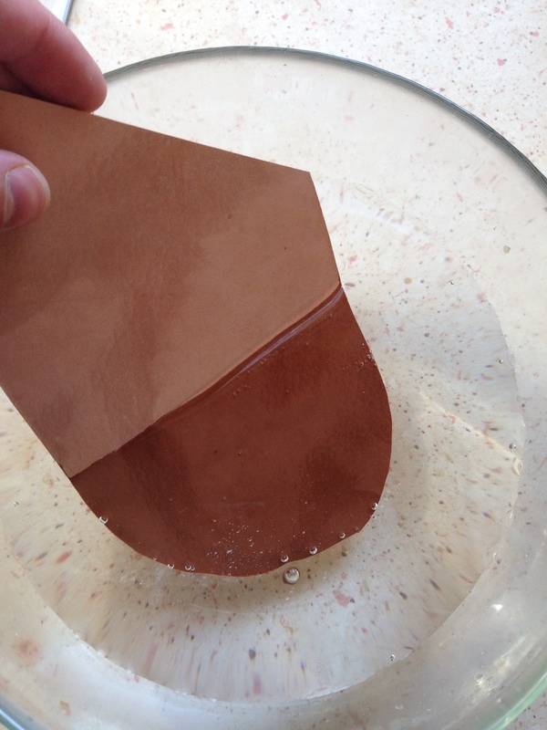 Изготовление кожаного чехла для ножа кожа, сделай сам, изделия из кожи, длиннопост