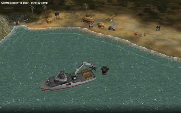 А тем временем SymBioz MoD не стоит на месте... Command & Conquer, Игры, Моды, Стратегия, Видео, Длиннопост