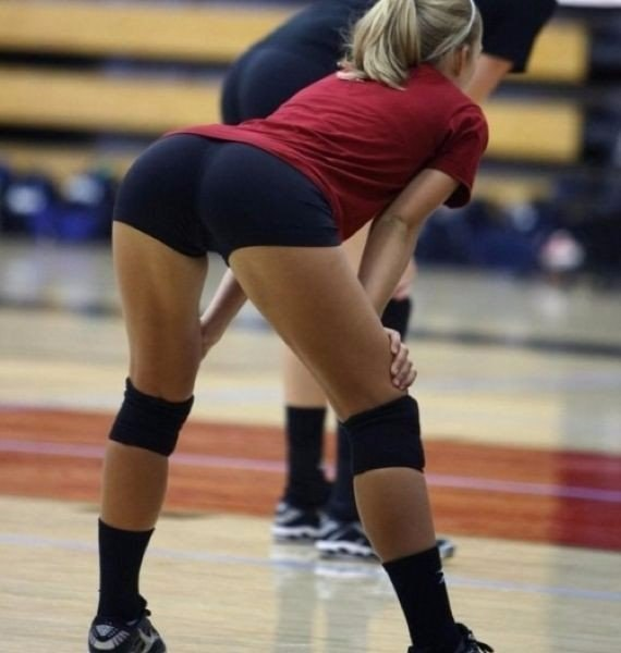 Порно волейболисток