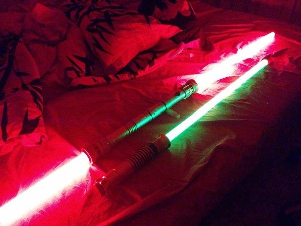 Мой новый световой меч. Создание. Световой меч, Звездные войны!, Star wars, Lightsaber, Своими руками