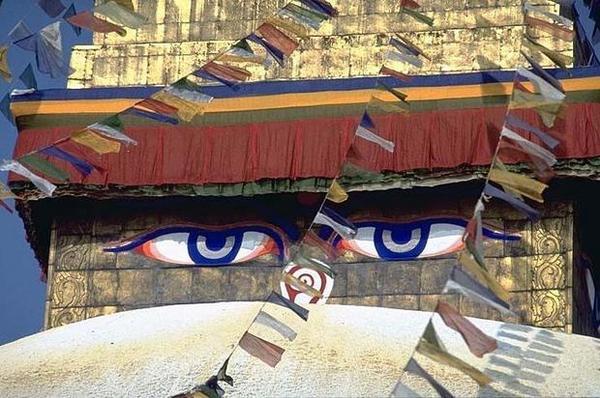 Демоны и боги согласно буддийской традиции. часть 5 Буддизм, Демон, Несчастье, Здоровье, Богатство, Буддийская Ступа, Длиннопост