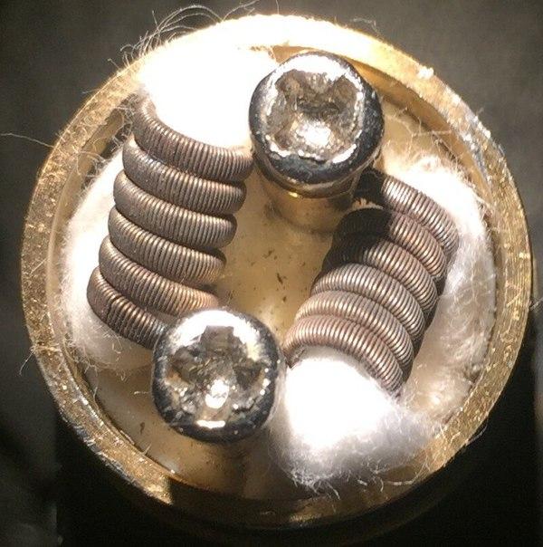 Спирали для электронных сигарет спираль, Электронные сигареты, длиннопост