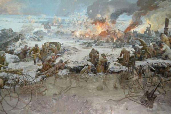 10 сталинских ударов (часть 1) Сталин, Великая Отечественная война, Война, Кунгуров, Сражения, Вождь, Военные, Длиннопост