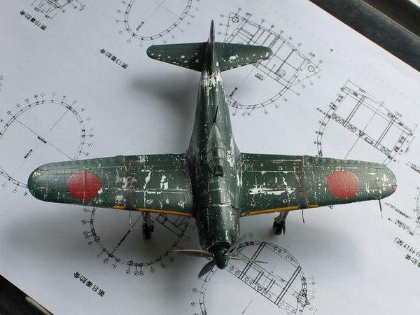 Фольгирование модели Моделизм, Самолет, Фольга, Техника, Окраска, Творчество, Длиннопост