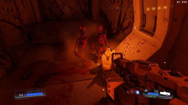 Последнее свидание Doom, Date, Игры, Скриншот