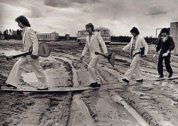 Советский Abbey Road, 1976 год, Сургут, СССР