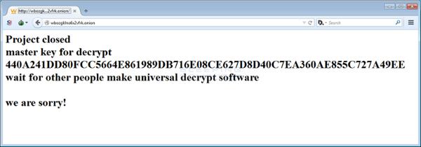 Всем кто пострадал от трояна-шифровальщика TeslaCrypt . хакеры, шифрование, троян, TeslaCrypt