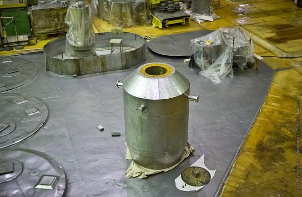 Где и как делают самый дорогой металл в мире Калифорний-252, Интересное, производство, наука, дорогое производство, Россия, длиннопост, Алексей Мараховец