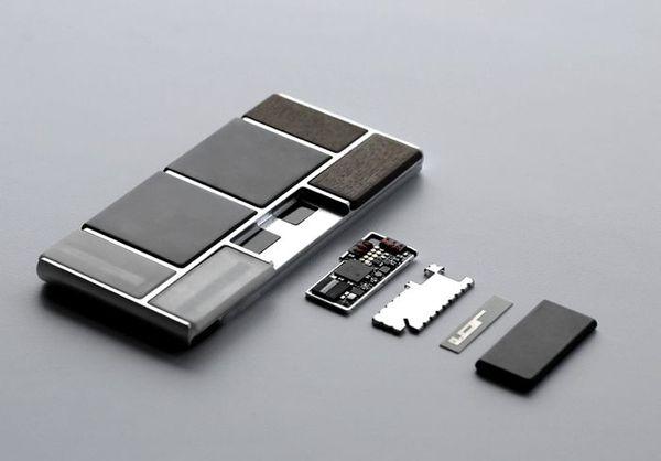 Google: модульный смартфон Ara выйдет к концу года Google, Смартфон, Новости, Project Ara