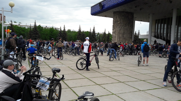 Велофестиваль 2016 в Уфе Уфа, Велосезон, Велофестиваль