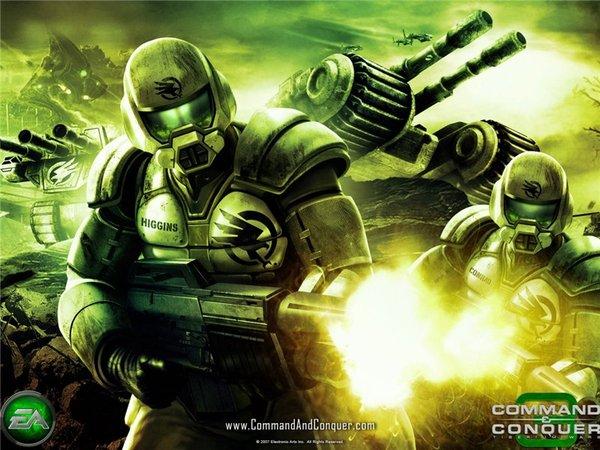 Рассказ об игре Command and Conquer 3: Tiberium Wars + История C&C. Ностальгия, Игры, Обзор, Интересное, Command & Conquer, Старое, Стратегия, Длиннопост