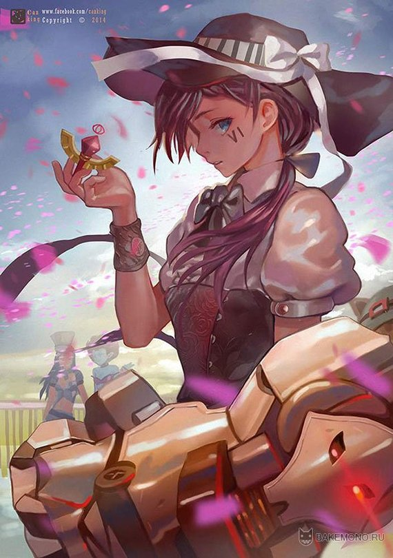 Anime Art №13