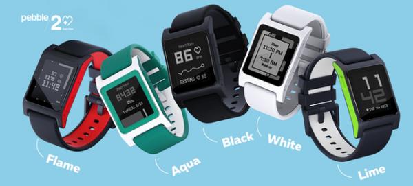 Pebble анонсировала фитнес-трекер и новую линейку часов с пульсометром Pebble, фитнес-трекер, часы, пульсометр, Видео, технологии, длиннопост