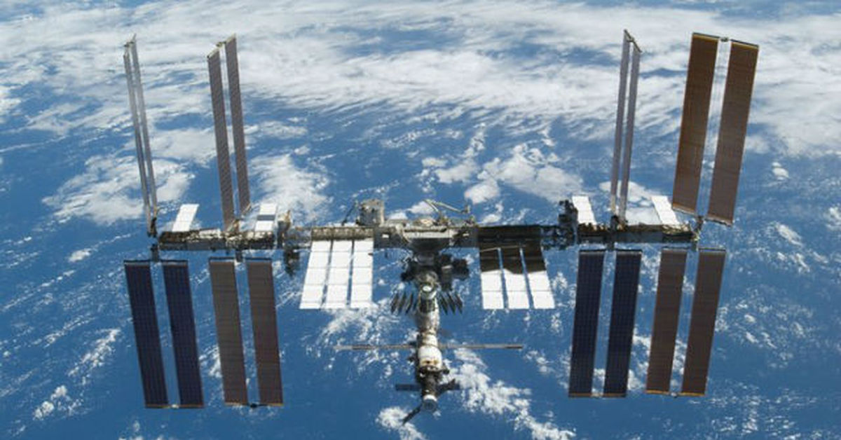 international space station nasa - HD1600×900