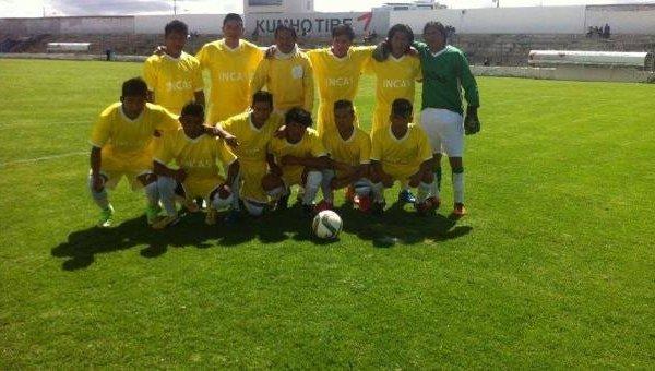 Футбол: эквадорский клуб разгромил соперника со счетом 44:1 футбол, эквадор, итоговый счет 44:1