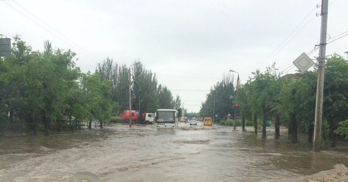 фото наводнение в волжском японцах там