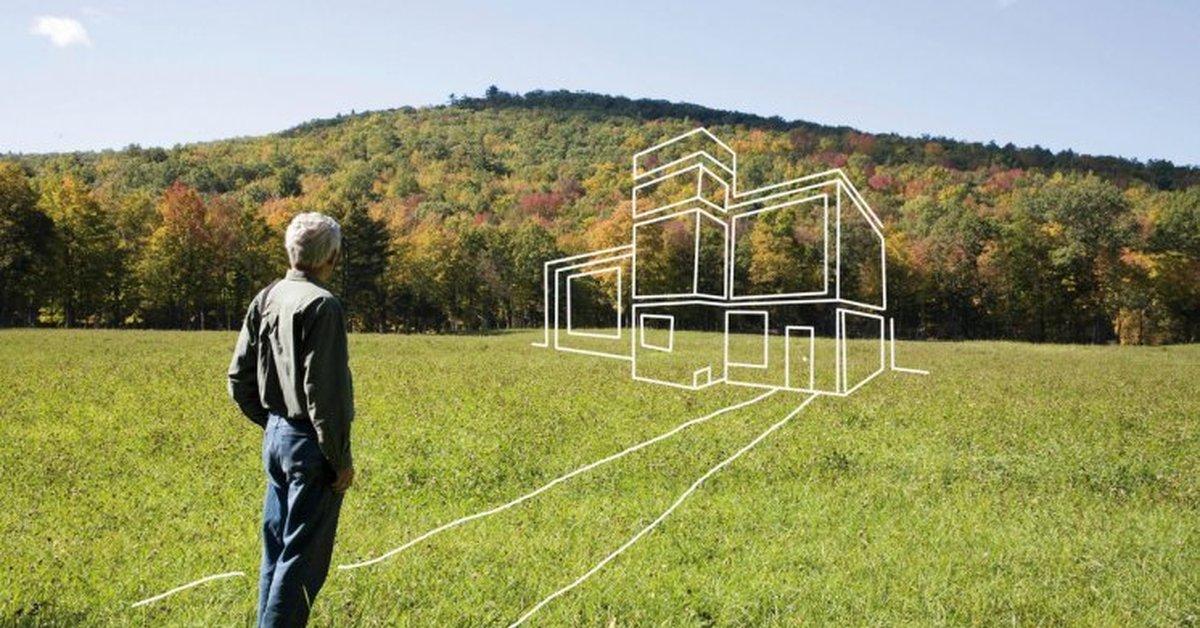 как купить земельный участок под строительство дома