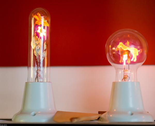 Огни союза! Как горели самые крутые лампочки СССР? [Длиннопост] лампочки, ссср, стекло, сталин, история, умельцы, выставка, длиннопост, видео