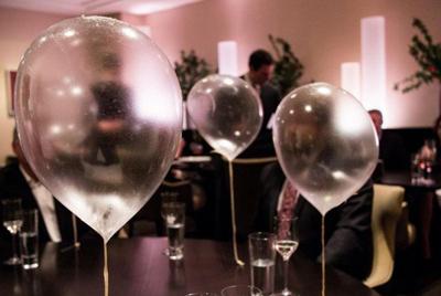 Съедобные воздушные шары Интересное, Воздушные шарики, Еда, Чикаго, Гелий, Ресторан, Кухня, Видео
