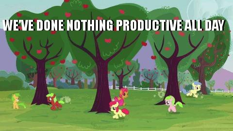 Цель: разбавить тег My Little Pony, Derpy Hooves, Raptor jesus, Гифка