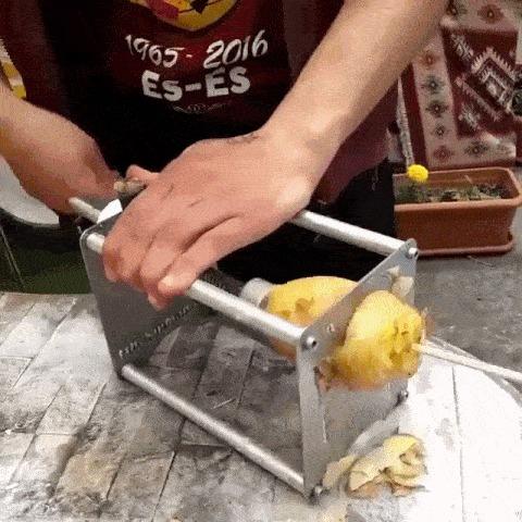 Чипс Гифка, Картофель, Чипсы, Tornado Potato