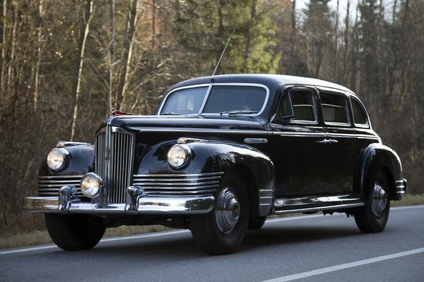 Автомобили, достойные вождя. На чем ездил Иосиф Сталин. сталин, авто, история, ссср, длиннопост, Видео