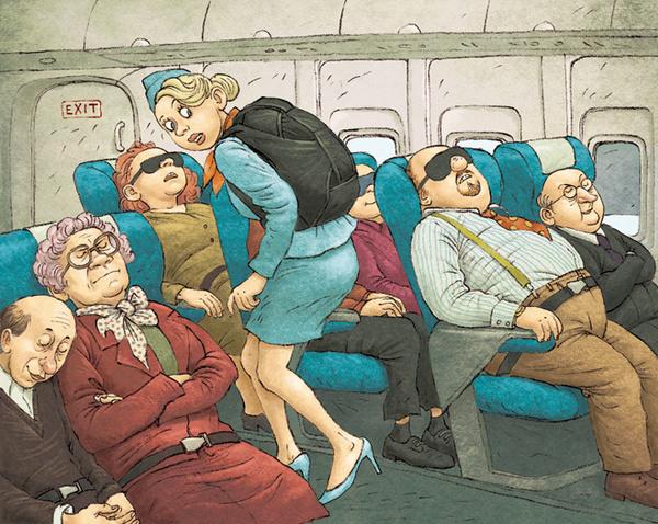 20 вещей, о которых пилоты не объявляют перед взлетом. Длиннопост, Самолет, Перелет, Авиация, Пилот, Стюард, Правила поведения