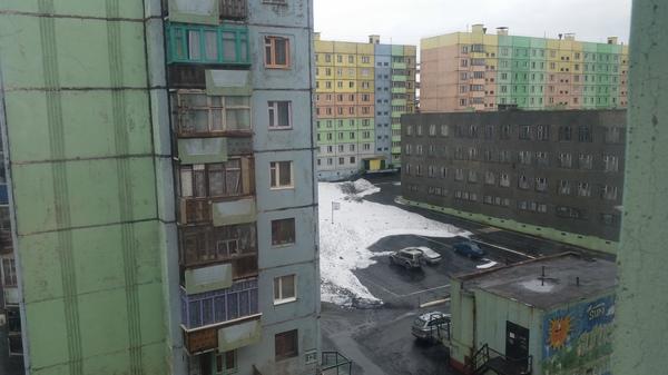 Лето.. ах лето... Норильск, Лето, Плять