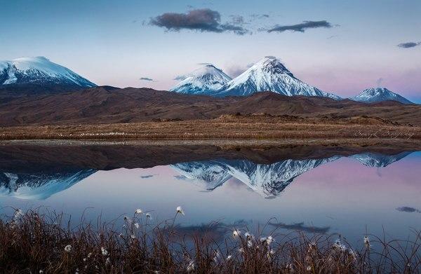 Камчатка Природа, Россия, вылканы, Камчатка, съездить, Фото, фотография, пейзаж