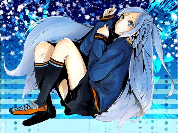 Ещё не экранизированная богиня Аниме, Anime Art, Zaregoto series, Kunagisa Tomo, Anime News