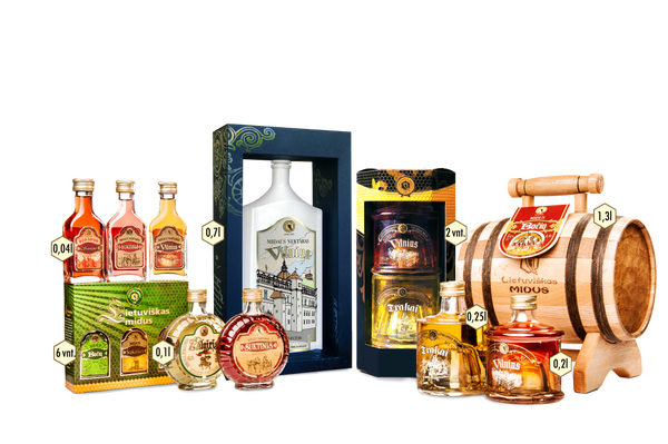 Национальные напитки: литовские меда Алкоголь, Лига алкобушников, Литва, Мед, Длиннопост, Моё