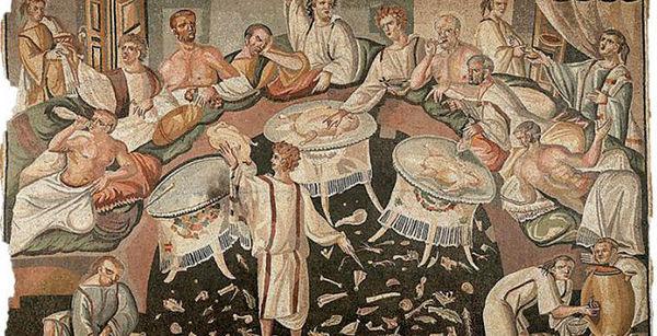 Щи и борщи в Древнем Риме Не мое, Древний рим, Кухня, Борщ, История, Суп, Еда, Длиннопост