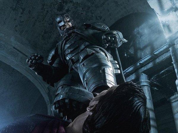 Психология Бэтмена Бэтмен против супермена, Психология