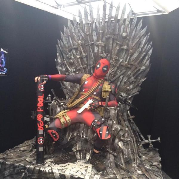 В связи с массовыми воскрешениями / чудесными спасениями последнего сезона Игра престолов, Комиксы, Чем не спойлер?