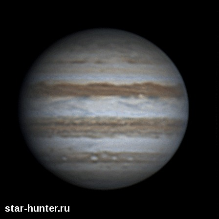 Юпитер, Марс, Сатурн 5 июня 2016 года Юпитер, Марс, Сатурн, Астрофото, Астрономия, Космос, Starhunter, Анападвор, Гифка, Длиннопост