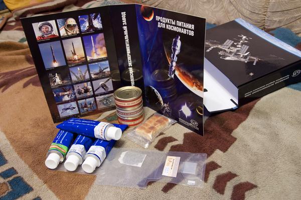 Продукты питания для космонавтов космос, еда, unboxing, Посылка, длиннопост