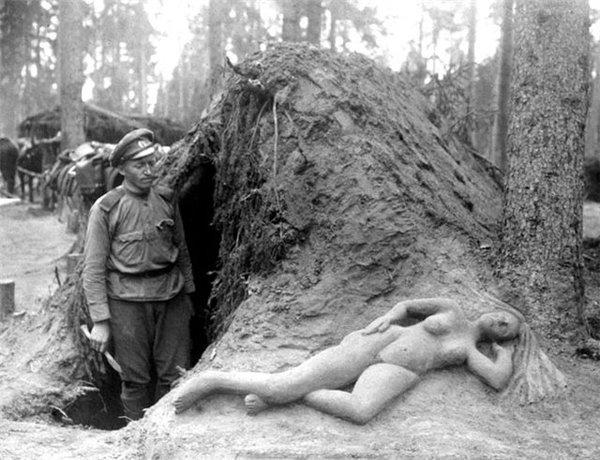 Порнография в великую отечественную войну