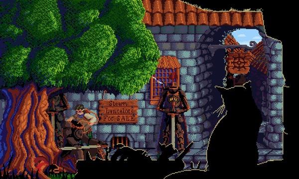 Паровые Ланселоты Длиннопост, Пиксель-Арт, Гифка, Рисование, Пошагово, Фэнтези, Pixel art, Моё, Coub