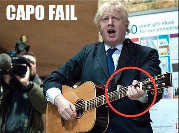 Capo fail!