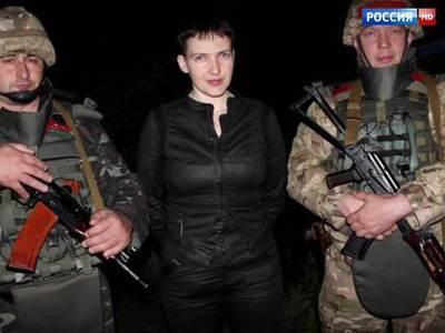 В ДНР удалось предотвратить убийство Савченко спецслужбами Украины Савченко, ДНР, Украина, Вести FM, Александр Захарченко, Политика